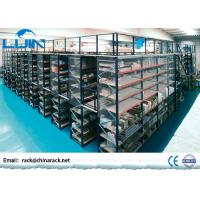 Buy cheap Multiply layer Industrial Rack Supported platform floor steel mezzanine from wholesalers
