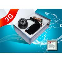 Buy cheap Car 3G GPS Tracker With GPRS Connection , Fuel Sensor GPS Tracker Navigation from wholesalers