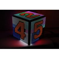 Buy cheap 64 x 64 Pixels P2.5 P3 P4 Indoor full color LED display module without using the ribbon cable from wholesalers