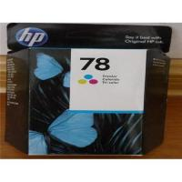 China Printer Ink Cartridge HP C6578D/ #78 for Color on sale