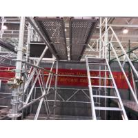 Buy cheap Layer / all round / ring lock scaffold system , quick erect scaffold for construction from wholesalers