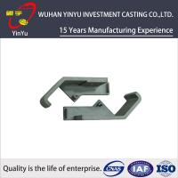 Buy cheap Professional Lost Wax Investment Casting Parts Sand Blasting , Polishing Finish from wholesalers