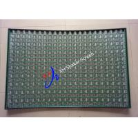 Buy cheap 1050*695mm Gravel Shaker Screen / Waste Oil Vibrating Sieve Shaker Screen from wholesalers