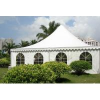 Buy cheap Pagodatentpvcfabric wedding marqueetentmanufacturer in China from wholesalers
