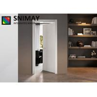 Buy cheap European modern interior wood panel doors for homes , Easy assembly from wholesalers