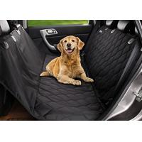 Buy cheap Comfortable Pet Hammock Car Seat Cover , Cat Dog Seat Covers For Cars from wholesalers