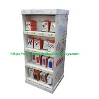 Buy cheap Professional Baby Beverages Cardboard Display Stands Colorful Printing from wholesalers