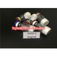 Buy cheap Muscle Growth Hormones Peptide GHRP-2 Bodybuilding Powdered Steroids Supplements from wholesalers