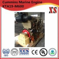 Buy cheap Cummins marine engine KTA19 M600/KTA19 M3 for yacht or speed boat 1800rpm from wholesalers