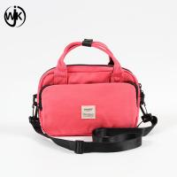 Buy cheap Factory new design bag custom OEM canvas bag multi color high quality mini canvas handbag from wholesalers
