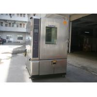 Buy cheap Stainless Steel Constant High Low Temperature Test Chamber For Photovoltaic Device from wholesalers