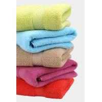 Buy cheap Cheap Price Small MOQ Various Color Cotton gym towel with custom logo from wholesalers