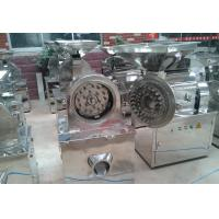 Buy cheap Dried Leaf / Corn Grinding Mill Machine , Automatic Spices Powdering Machine from wholesalers