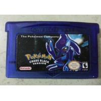 Buy cheap Pokemon Chaos Black GBA Game Game Boy Advance Game Free Shipping from wholesalers