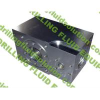 Buy cheap Mud Pump Fluid End Cylinder, Studded Only, High Alloy Steel 35CrMo 42CrMo F/BOMCO F1600 Triplex Mud Pump Fluid End Parts from wholesalers