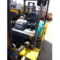 Buy cheap Used Forklift For Sale , 2 Mast komatsu forklift with 3m high from wholesalers
