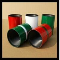 Buy cheap high quality API 5CT casing coupling for oilfield from china supplier from wholesalers