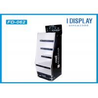 Buy cheap Shoes Pallet Retail Cardboard Displays Stand For Product Promotion from wholesalers