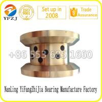 Buy cheap direct manufacturer slide bearing competitive price for slide bering ,bronze graphite bearing from wholesalers