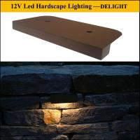 Buy cheap 6 LED Hardscape Light for Post Column Lighting,LED Tread and Riser Light,Under step Light from wholesalers