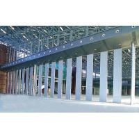 Buy cheap Aluminium Track Portable Movable Sliding Partition Walls / Soundproof Room Dividers from wholesalers