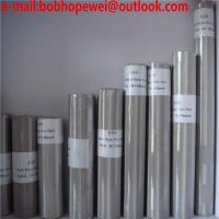 Buy cheap 25 50 100 200 250 micron 304 316 stainless steel rosin oil filter mesh screen / 80*700 Mesh Stainless Steel Filter mesh from wholesalers