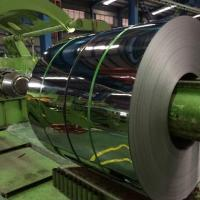 Buy cheap 430 BA Mirror Stainless Steel Strip Roll , ASTM 304 430 420 316L Aisi Steel from wholesalers