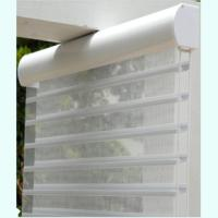 Buy cheap Light adjustable Roller blind, Folding and rolling-over freely,3 layers fabric from wholesalers