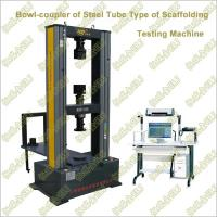Buy cheap Computer Control Steel Tube Scaffold Couplers/Member Testing Machine from wholesalers