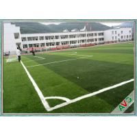 Buy cheap FIFA Standard Multi - Functional Soccer Field Artificial Turf 12000 Dtex Water-Saving from wholesalers