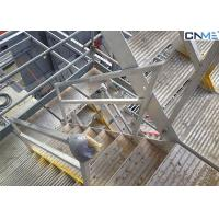 Buy cheap Convenient And Safe Frame Scaffolding System / Structural Shoring Systems from wholesalers