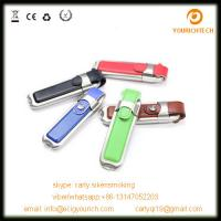 Buy cheap Factory Prices promotional Holster Leather USB flash drive,flash usb memory logo printing from wholesalers