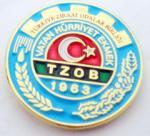 Buy cheap pin badges, lapel pin, football pin, emblem, enamel badge, printing badge, plating bagde from wholesalers