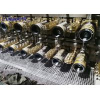 Buy cheap 8 Lines Multi Wire Drawing Machine High Load Extremely Smooth Operation from wholesalers