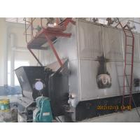 China Thermal Insulated ASME Oil Gas Fired Steam Boiler Replacement , 8 Ton on sale