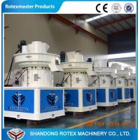 Buy cheap Palm Shell Biomass Ring Die Pellet Mill Machine Sawdust Pellet Line from wholesalers