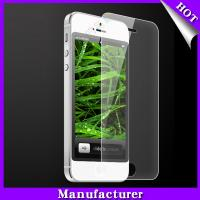 Buy cheap 2013 new products tempered glass screen protector for iphone 5 screen guard from wholesalers
