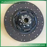 Buy cheap Auto Truck SACHS Clutch Pressure Plate 1878000105 For Mercedes Benz Heavy Duty product