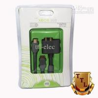 Buy cheap 1080p HDMI AV Cable with Optical RCA Audio Adaptor Bundle for XBOX360 from wholesalers