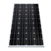 Buy cheap Sliver /Black  frame mono crystal 150W solar panel for pakistan market,  with +/-3% power tolerance product