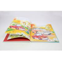 Buy cheap Perfect Bound Full Color Hardcover Book Printing Children Story Book Printing from wholesalers