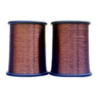 Buy cheap Enameled Aluminum wire(EAL),insulating film coating,widely used for fan motor from wholesalers