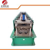 Buy cheap 280 Model Galvanized Ridge Cap Cold Roll Forming Machine For Roof Panel from wholesalers
