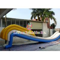 Buy cheap Crazy Inflatable Boat Slide ,Inflatable Water Sports For Yachts CE14960 from wholesalers