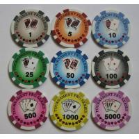 Buy cheap Poker Chips Set from wholesalers