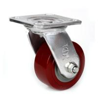 """Buy cheap 5"""" heavy duty PU caster from wholesalers"""
