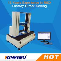 Buy cheap 180kg GB16491 Universal Testing Machines Double Column Tensile Tester Easy Operation from wholesalers