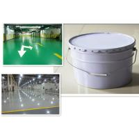 Buy cheap Custom Supercoat Industrial Floor Paint , White Floor Paint For Electronics Factory from wholesalers
