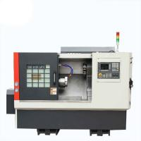 Buy cheap Automatic Lathe Machine Slant Bed GSK Control System 40mm Spindle Bore from wholesalers