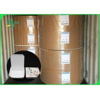 Buy cheap 120gsm Good Stiffness Water Resistance Lunch Box Paper For Food Packing from wholesalers